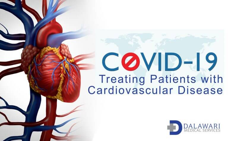 concept image - Dalawari Medical Services: COVID-19 & Treating Cardiovascular Patients