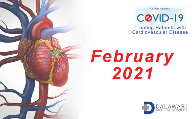 Image - February 2021 covid-19 news, treating patients with cardiovascular disease