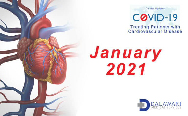 image - January 2021 heart & vascular, covid-19 treating patients with cardiovascular disease